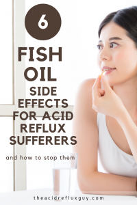 Can Fish Oil Cause Acid Reflux